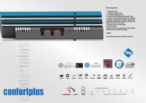 confortplus caracteristicas
